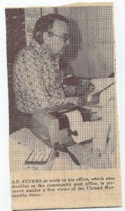A.D. Fuchs