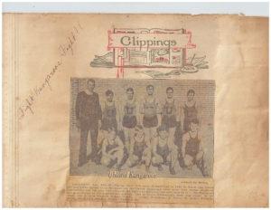 Boys Basketball 1930