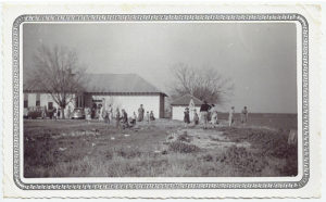 Uhland School House Easter Picnic 1959