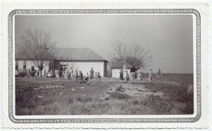 Uhland School House Easter Picnic 1959